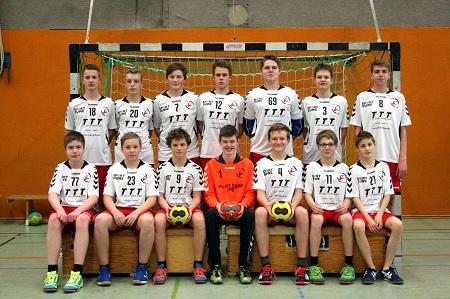 Siegreicher Jahresabschluss – TGV B-Jugend – Sportfreunde Altena 48:13 (18:4)