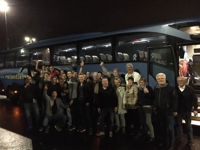 Auswärtsfahrt nach Attendorn – Anmeldung zur Fahrt im Reisebus möglich!